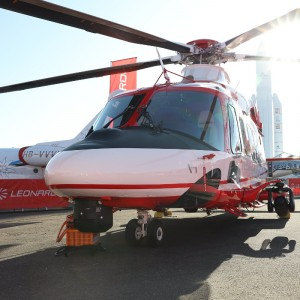 Italian National Fire Corps orders five more AW139s