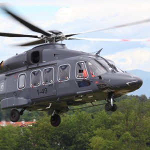 PZL-Świdnik to exhibit the AW149 at MSPO 2014