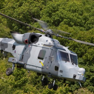Leonardo supporting the UK Armed Forces' Covid-19 response