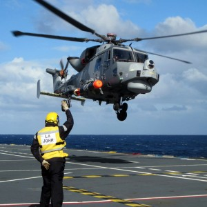 Babcock win large Royal Navy helicopter maintenance contract