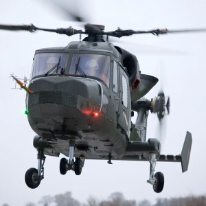 New AgustaWestland AW159 Wildcat Takes To The Air in UK