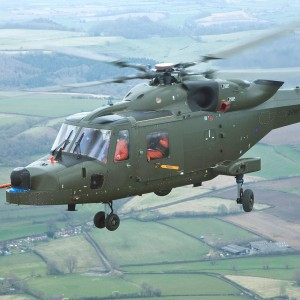 AW159 Lynx Wildcat makes first appearance at Farnborough