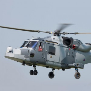 Selex Galileo boosts awareness and protection on-board the UK Lynx Wildcat
