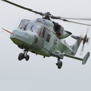 Second AW159 Lynx Wildcat makes its first flight