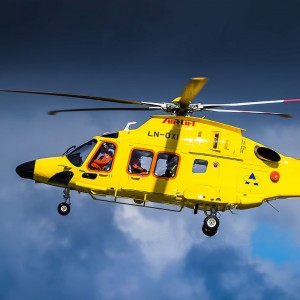 NHV wins AW169 offshore contract from Blackpool UK