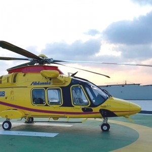Milestone leases two AW169s to Alidaunia in Italy