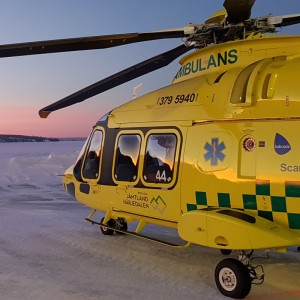 First AW169 operational in Nordics goes live with Babcock