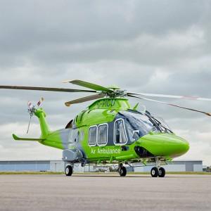UK – Children's Air Ambulance reaches another milestone