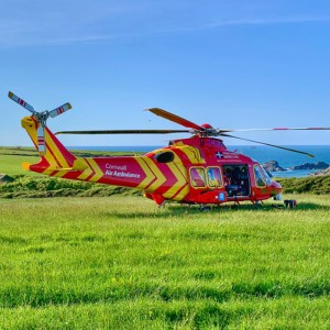 Cornwall Air Ambulance to feature in new TV series