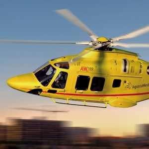 LCI Delivers 3rd EMS AW169 to Elitaliana
