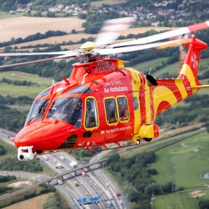 Essex & Herts Air Ambulance steps up protection against COVID-19