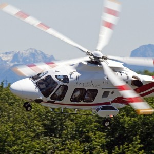 Falcon Aviation to add three more AW169s, leased from Milestone
