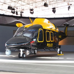 AgustaWestland exhibits the AW169 at Heli-Expo 2011