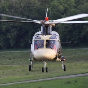 First flight of AgustaWestland AW169
