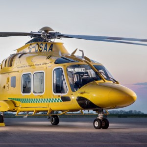 Dorset and Somerset Air Ambulance announces name of AW169
