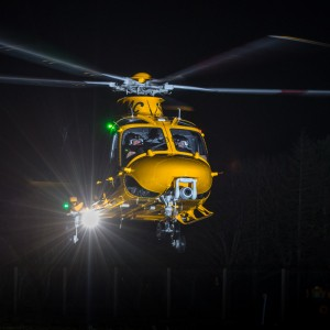Lincs and Notts Air Ambulance to go 24×7