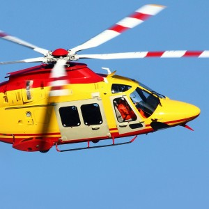 First of ten AW169s for INAER now in flight test