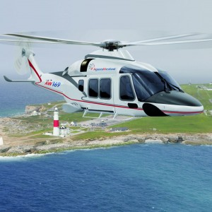 AgustaWestland launches the AW169 – 4.5 tonne gross