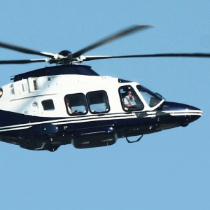 First of three AW169s for Linfox now in flight test