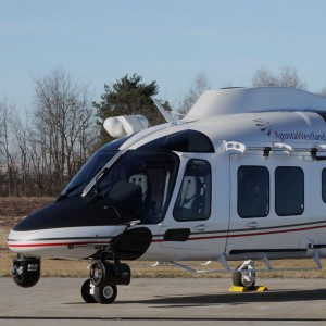 United Rotorcraft to display new EMS interior in AW169 mockup at Heli-Expo