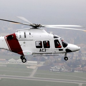 AW169 – Third prototype makes its Maiden Flight