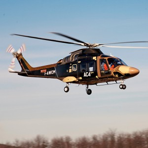 Fourth AW169 – First flight