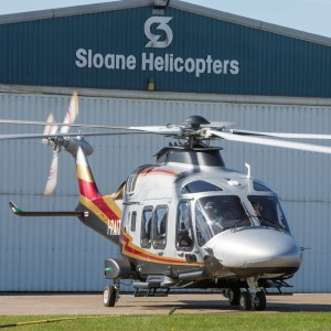 Sloane Helicopters adds AW169 to its Part 145 maintenance approval