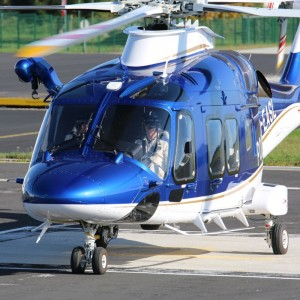 Slovenian Police receive first of two AW169s
