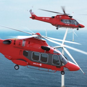 Denmark – Uni-Fly order two AW169s for wind farm support