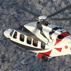World's first AW189 full-flight simulator ready for training