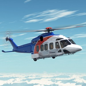 Bristow signs for six AW189s, plus options
