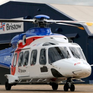Bristow clients get early view of AW189