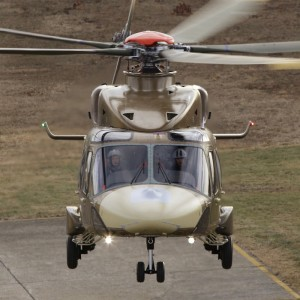 First flight of AgustaWestland's AW189