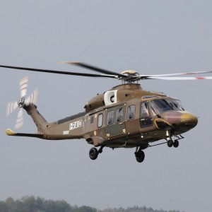 Maiden flight of first production AW189