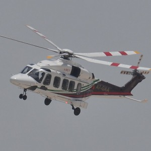 Gulf Helicopters AW189s supporting Libyan rig from Malta