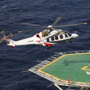 Vietnam Helicopter Corp orders two AW189s for offshore ops