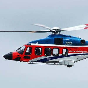 First AW189 for Vietnam Helicopter Corp now test flying