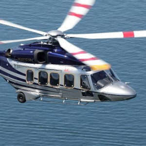 Global AW189 fleet passes 10,000 flight hours