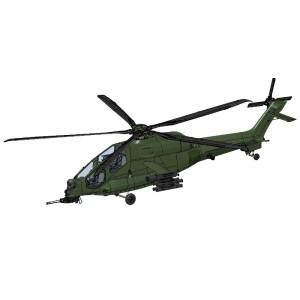 Leonardo and PGZ to collaborate on new AW249 combat helicopter