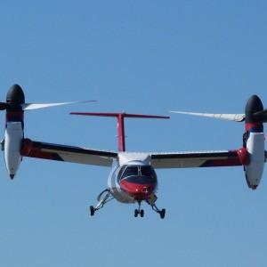 AW609 resumes test flights