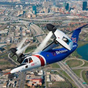 Bristow Leads in New TiltRotor Technology