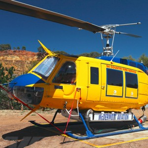 McDermott Aviation Relies on LORD for Flight Critical Missions