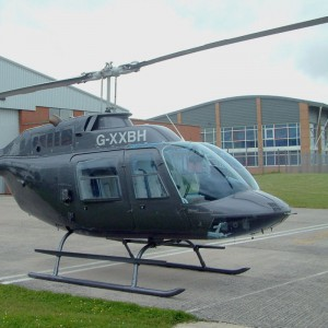 HH Helicopters operating Ryder Cup shuttle flights