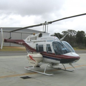 Heliwest wins three year Bell 206 mosquito control contract