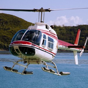 Aeronautical Accessories gets STC for Bell 206 Polycarbonate Windshield