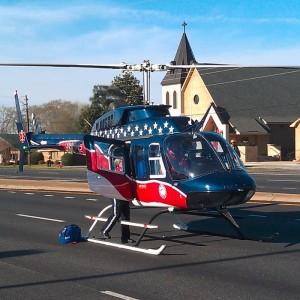 Air Evac Lifeteam closes base at Elmore, Alabama