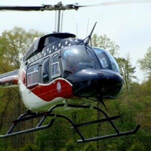 Air Evac Lifeteam open new base at Kinder, Louisiana