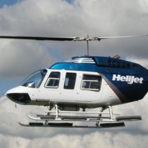 Helijet launches Vancouver sightseeing tours with LongRanger