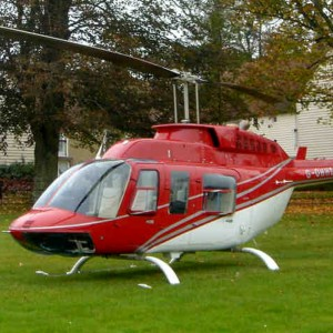 Bell 206 production finally stops later in 2017