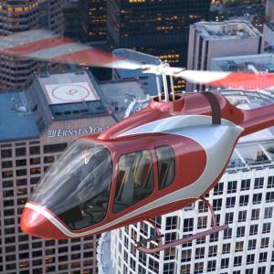 Bell announces Turbomeca-powered JetRanger replacement